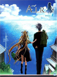 [AIR TV R2 DVD cover art]
