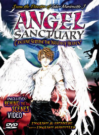 [Angel Sanctuary box art]