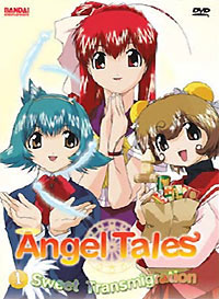 [Angel Tales box art]