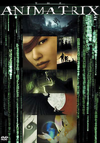 [The Animatrix box art]