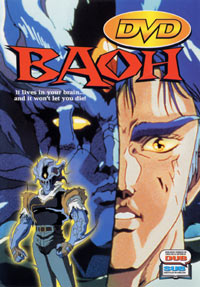 Them Anime Reviews 4 0 Baoh The Visitor