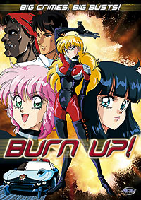 [Burn Up box art]