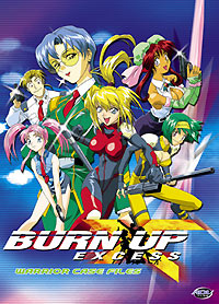 [Burn Up Excess box art]