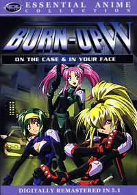 [Burn Up W box art]