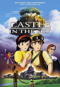 [Castle in the Sky box art]