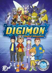 them anime reviews 40 digimon s4 digimon frontier