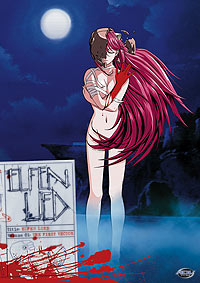 [Elfen Lied box art]