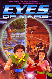 [EYES of Mars box art, obviously redrawn by Westerners]