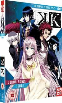 THEM Anime Reviews 4.0 - Shining Tears x Wind
