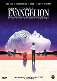 [Neon Genisis Evangelion End of Evangelion box art]