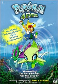 [Pokemon Movie 4: Pokemon 4ever box art]