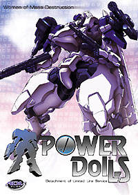 [Power Dolls box art]