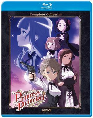 Them Anime Reviews 4 0 Princess Principal