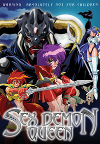 [Sex Demon Queen box art]