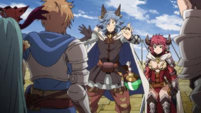 granblue fantasy episode 13 review